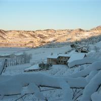 Tenuta Rivalonga in winter